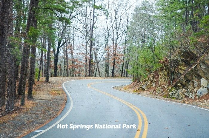 Hot Springs Arkansas, National Park