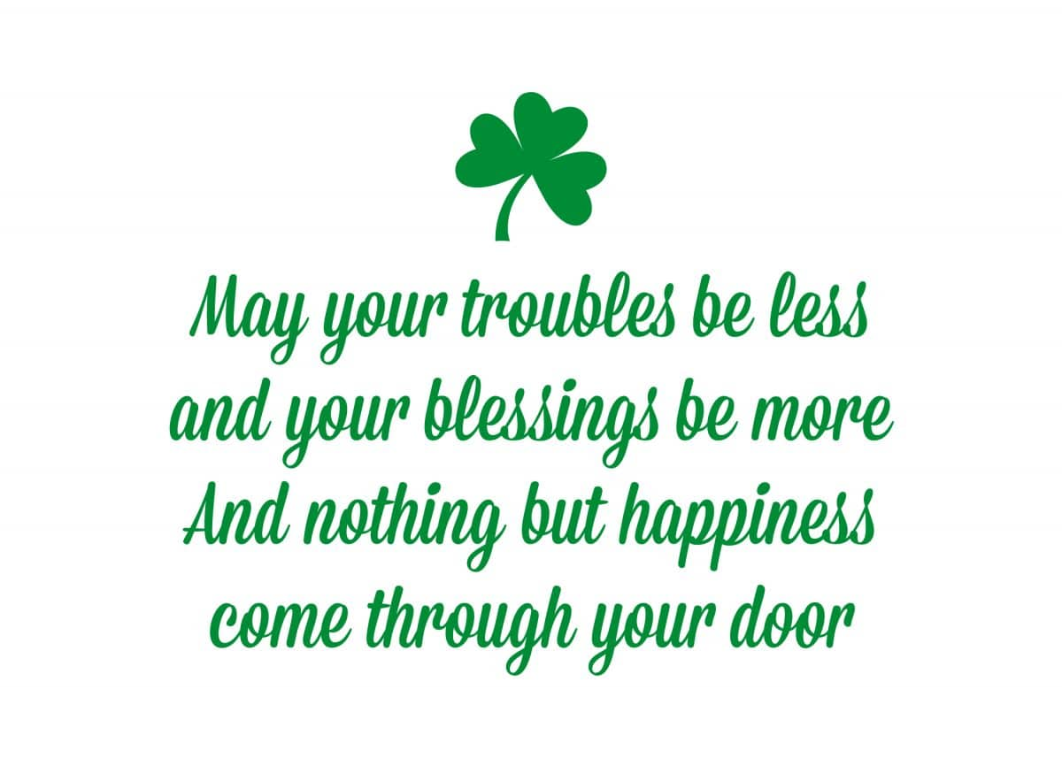 Image result for st. patrick's day quotes