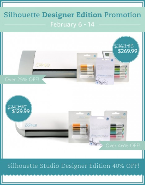 Silhouette February 2014 Promotion