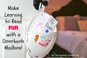 Doorknob Mailboxes_Make Learning to Read Fun Horizontal