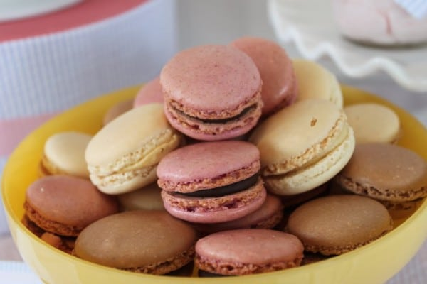 EasterParty.Macarons.MirabelleCreations