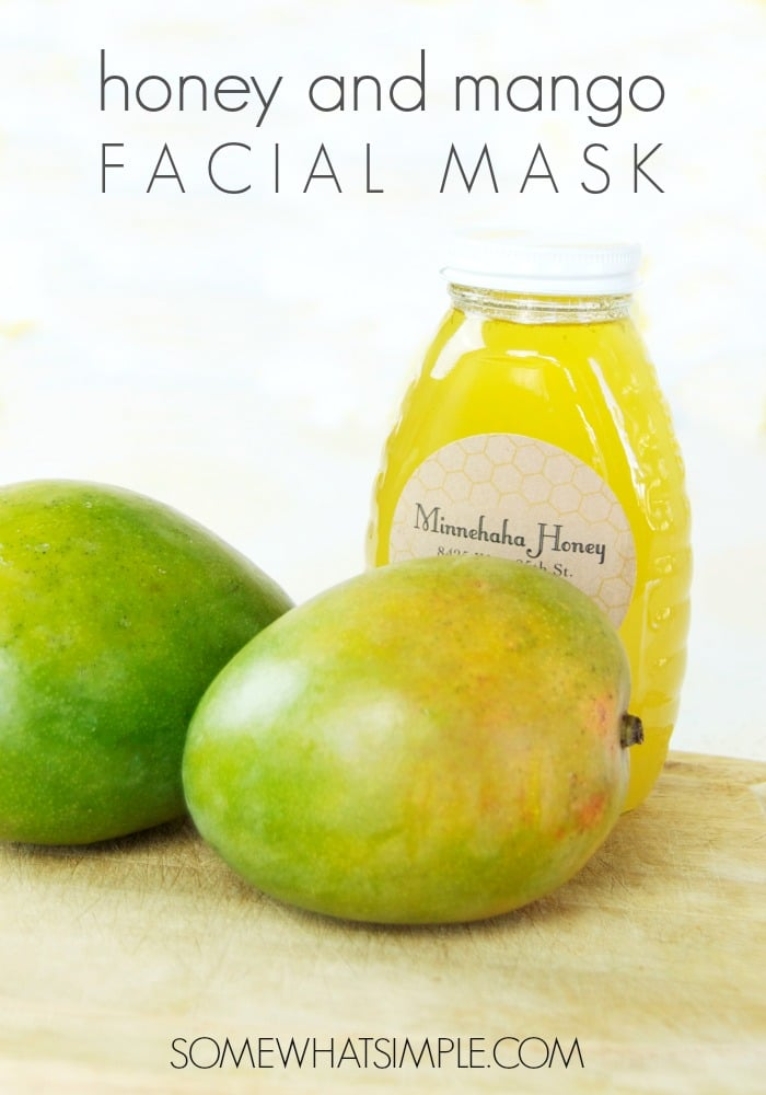 Make Your Own Mango Honey Mask