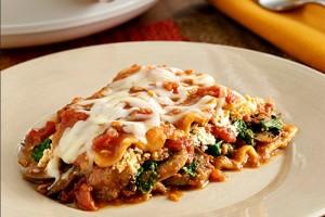 slow cooker vegetable lasagna recipe