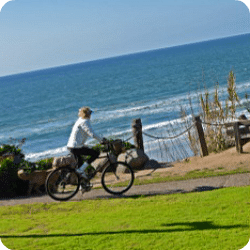 travel to del mar 3 biking