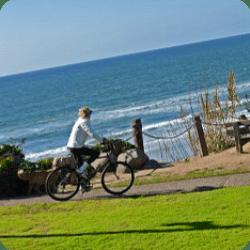 travel to del mar 3 biking