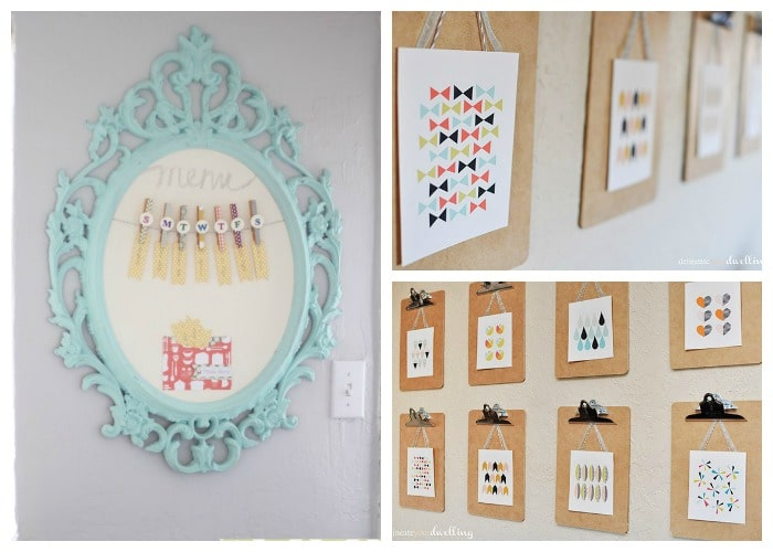 Artwork, Decorative Wall Shelves and Frames