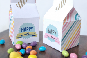 Easter milk cartons main
