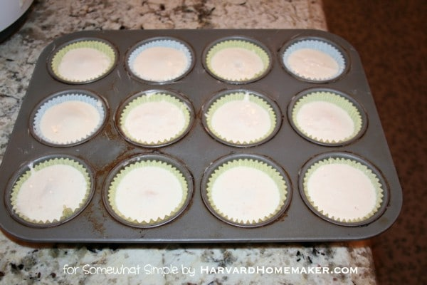 Easy Polka Dot Cupcakes_Cover with Batter