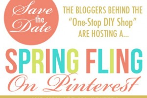 Spring Fling- Save the Date