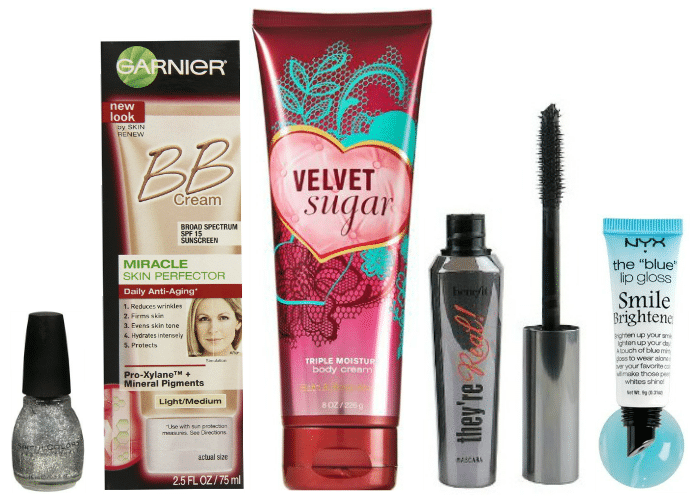 spring beauty products