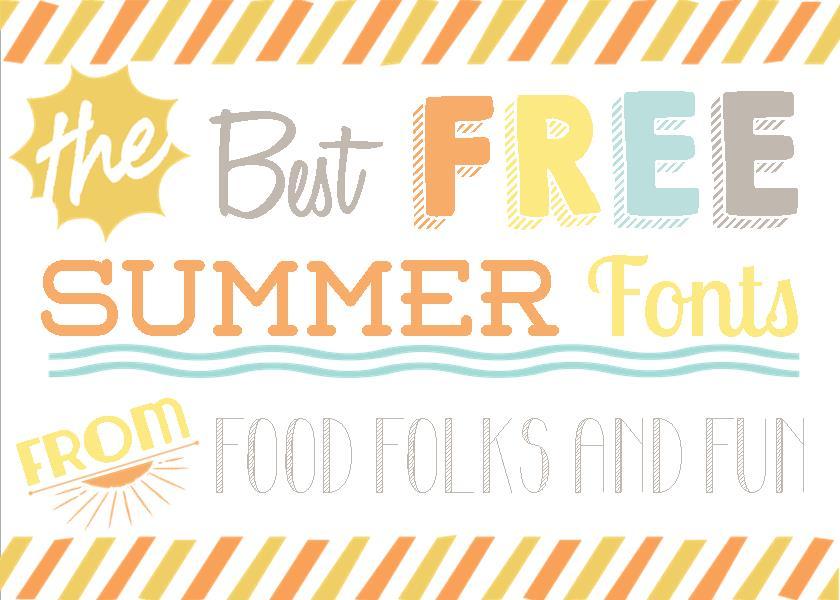 Free_summer_fonts