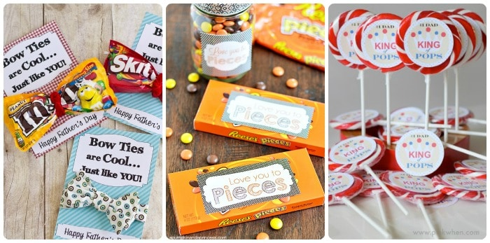 Printables for Candy