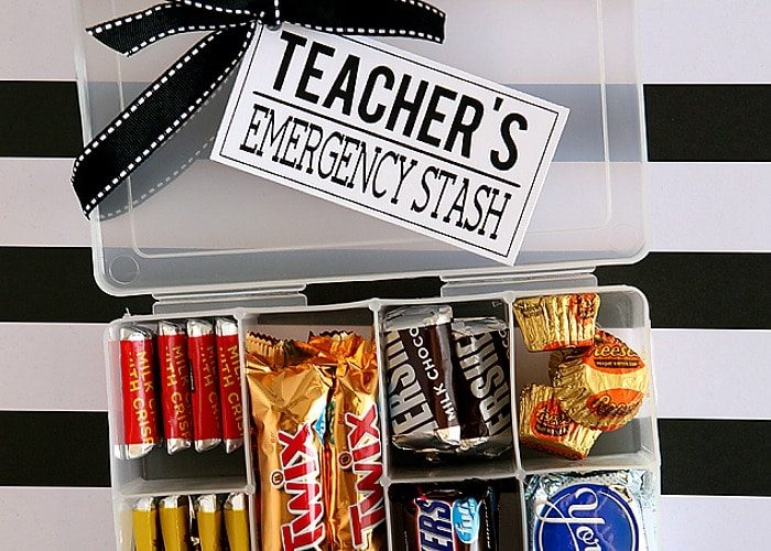 Teacher Appreciation Gifts – 20 Favorite Ideas