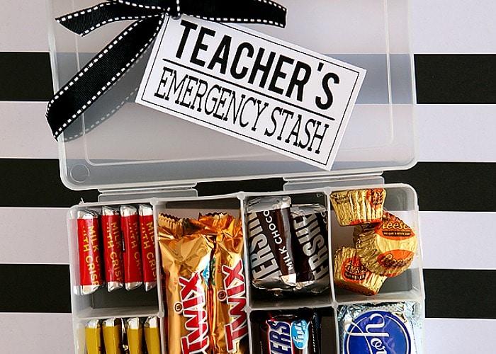 Teacher Appreciation Gifts – 20 Favorite Ideas