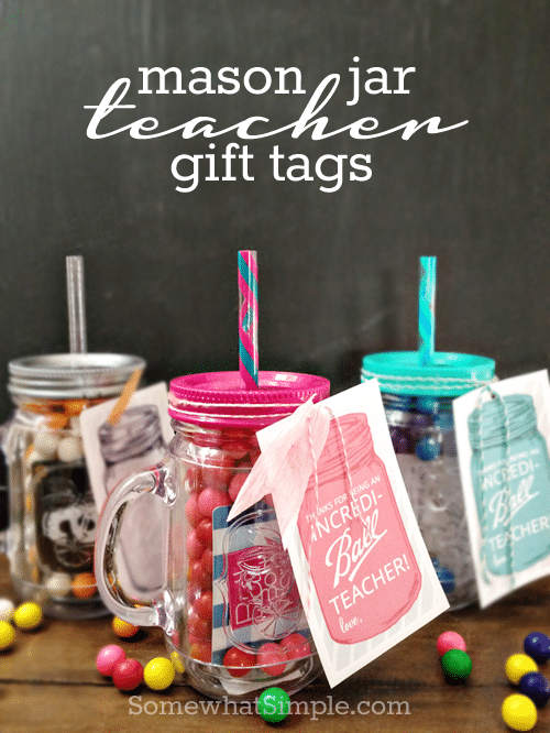 mason jar teacher gift tags free printable