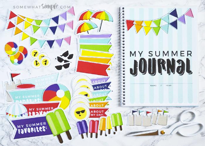 Art Journal Kit Ideas