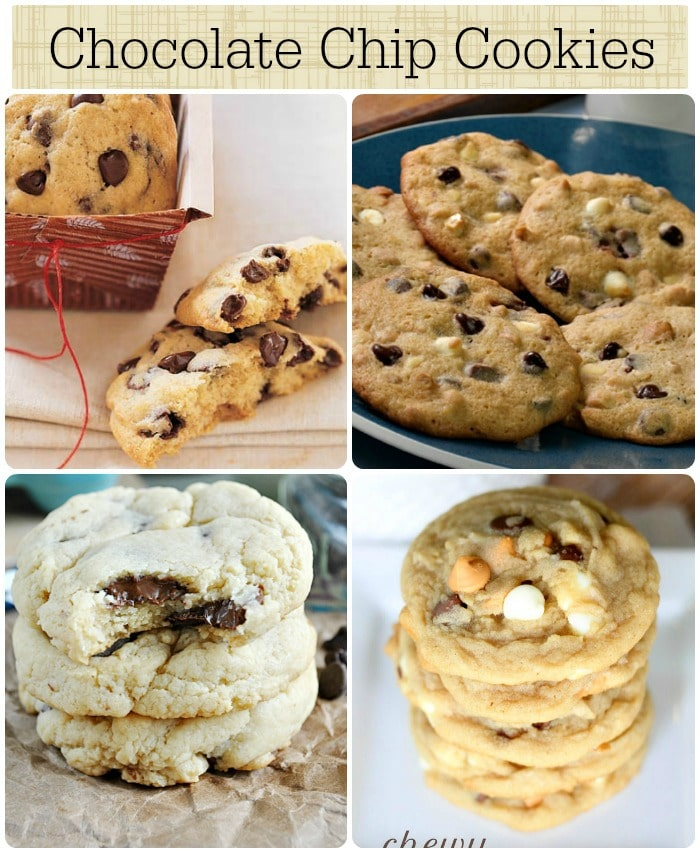 1 chocolate chip cookies
