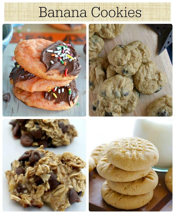 13 banana cookies