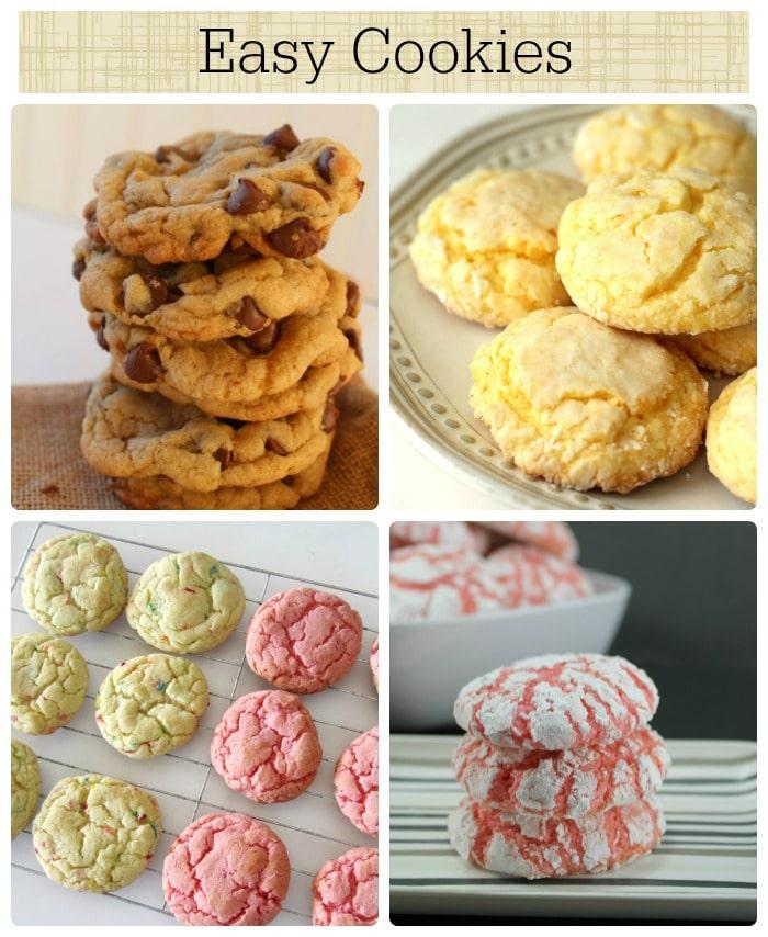 15 easy cookies