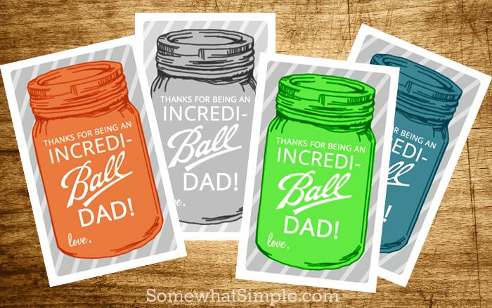 mason jar free dad tags