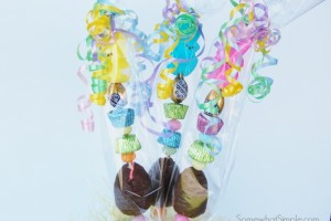 Easter Candy Kebob Craft