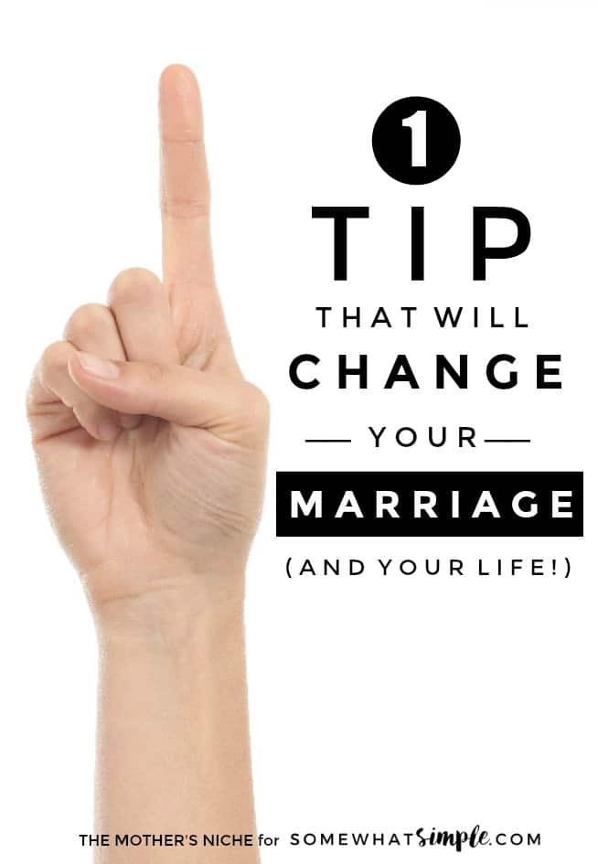 Marriage is the hardest work you will ever love! This marriage tip will help you rethink the way you treat your spouse and inspire you to do a little better!