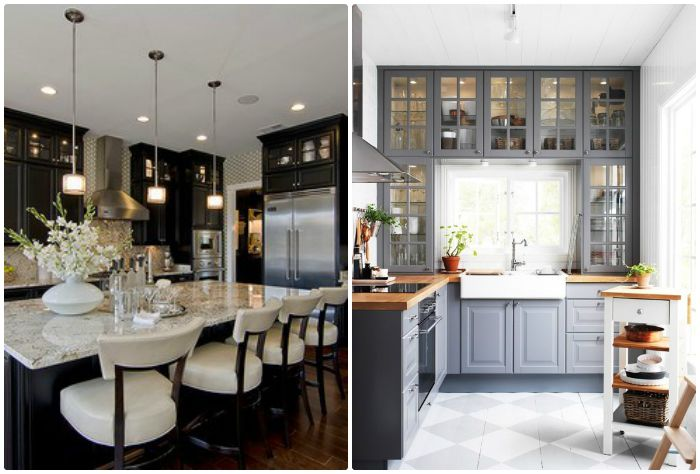 Top 10 Beautiful Kitchens Somewhat Simple