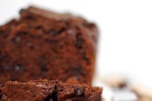 Chocolate Chocolate Chip Zucchini Bread | Melanie Makes