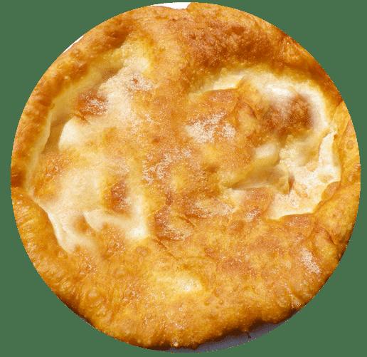 shortcut Indian fry bread for Navajo tacos