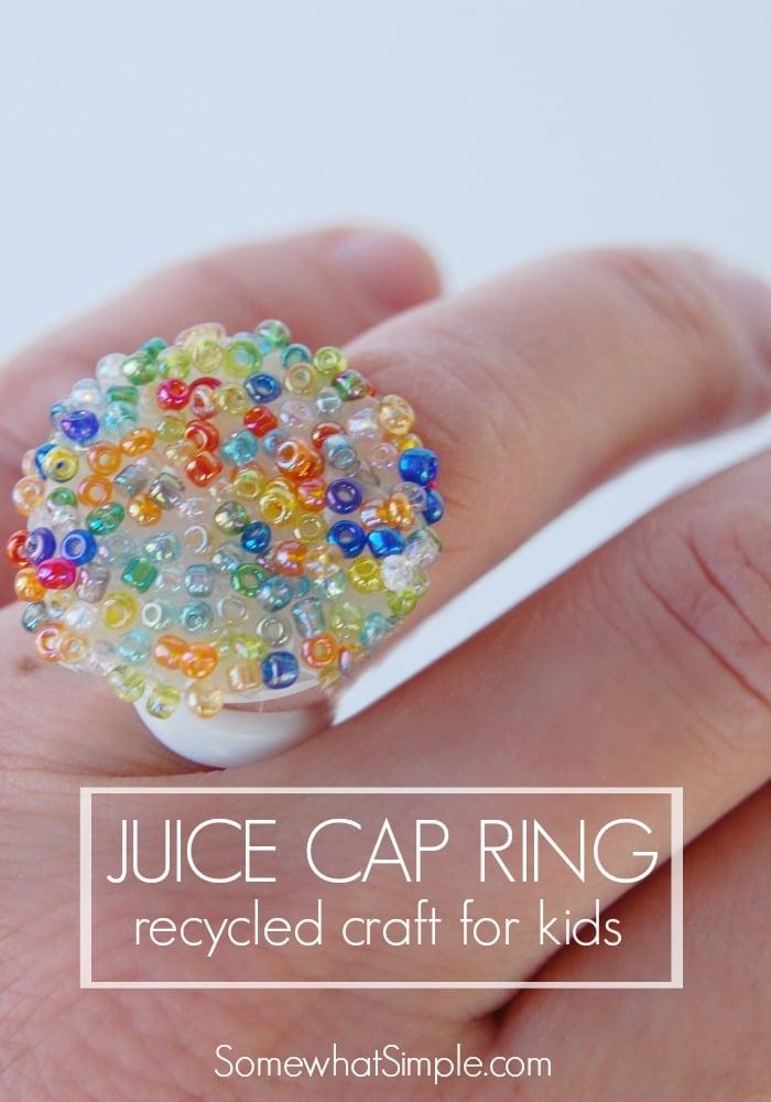 juice cap ring