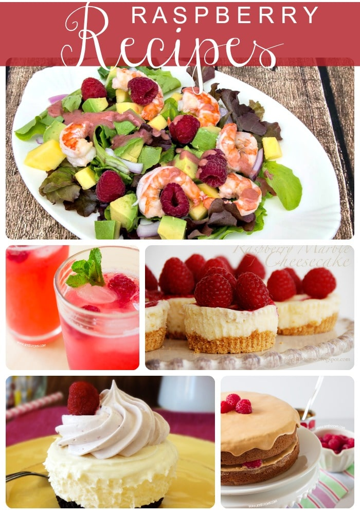 Top 10 Raspberry Recipes