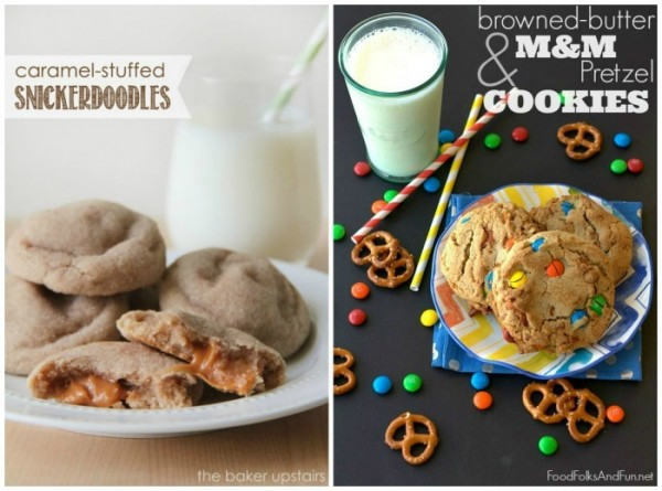 Top 10 Cookies for School Lunches