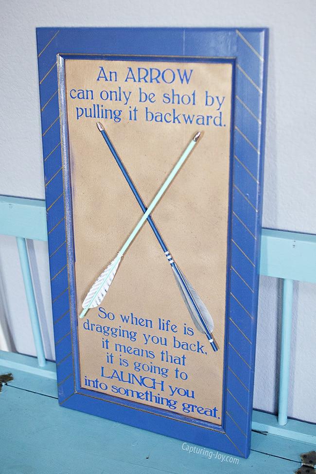 Arrow-Quote-Board 1