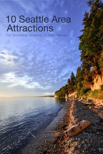 Seattle Area Attractions