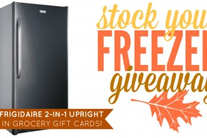 Stock Your Freezer Giveaway FB