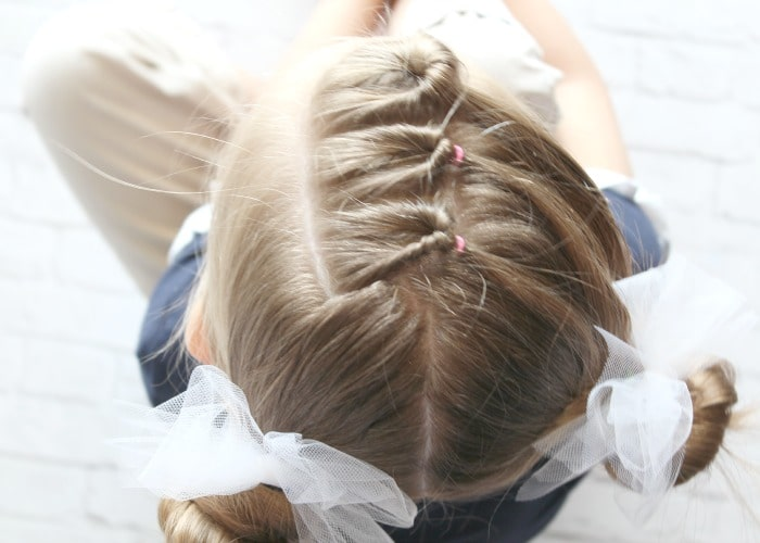 easy hairstyles for little girls