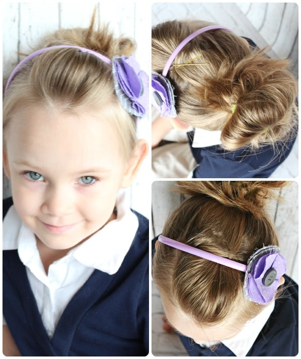 Easy Little Girls Hairstyles - 10 Cutest Ideas in 5 ...