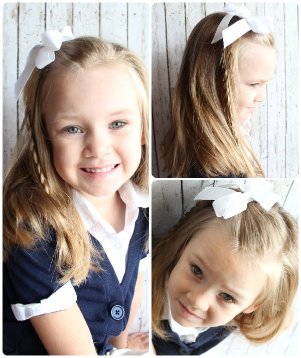 Easy Hairstyles for Little Girls - 10 Favorite Tutorials - Somewhat ...