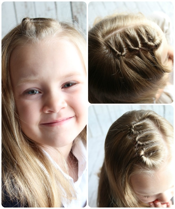 Easy Hairstyles : Easy Hairstyles for Little Girls - 10 Favorite Tutorials - Somewhat ...