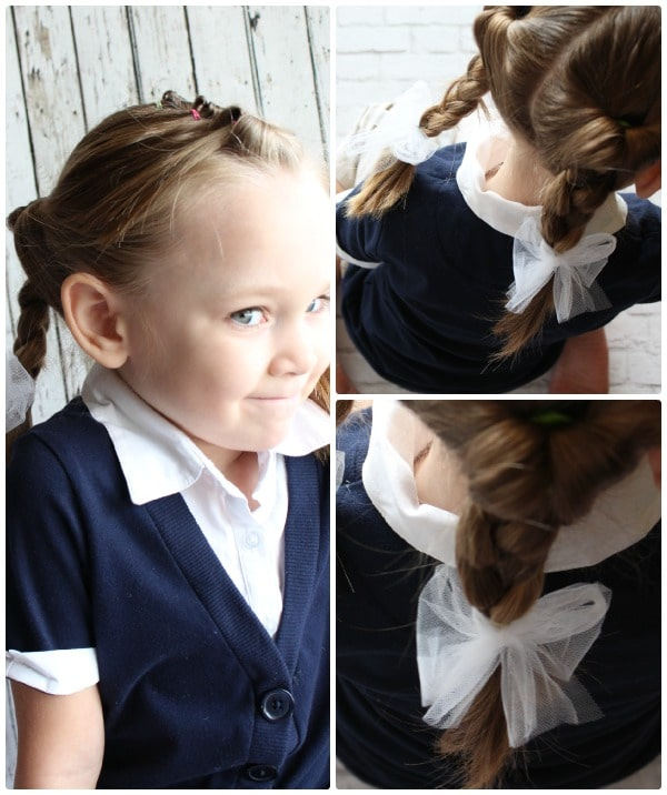 10 Fast Amp Easy Hairstyles For Little Girls Everyone Can Do