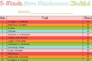 home maintenance featured