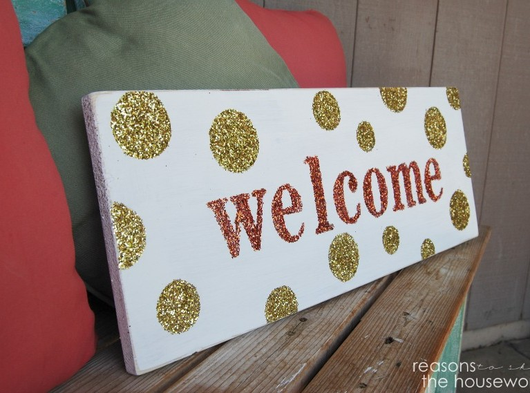 welcome sign 6