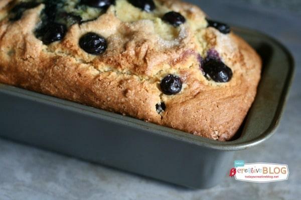 Blueberry-Lemon-Bread
