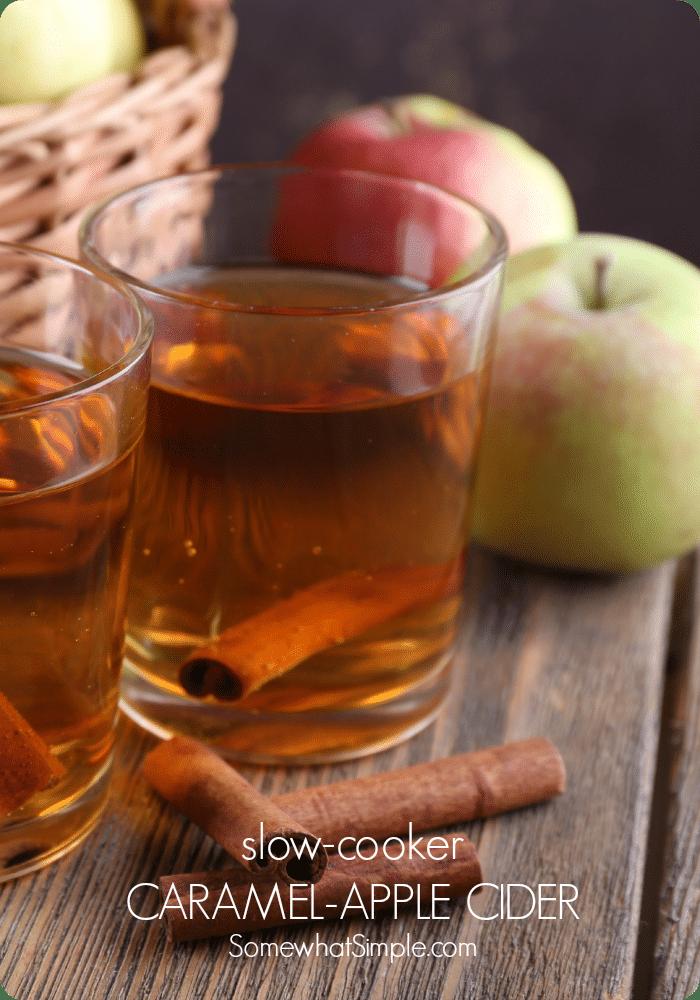 Slow-Cooker Caramel-Apple Cider