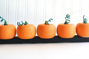 5 little pumpkins 5