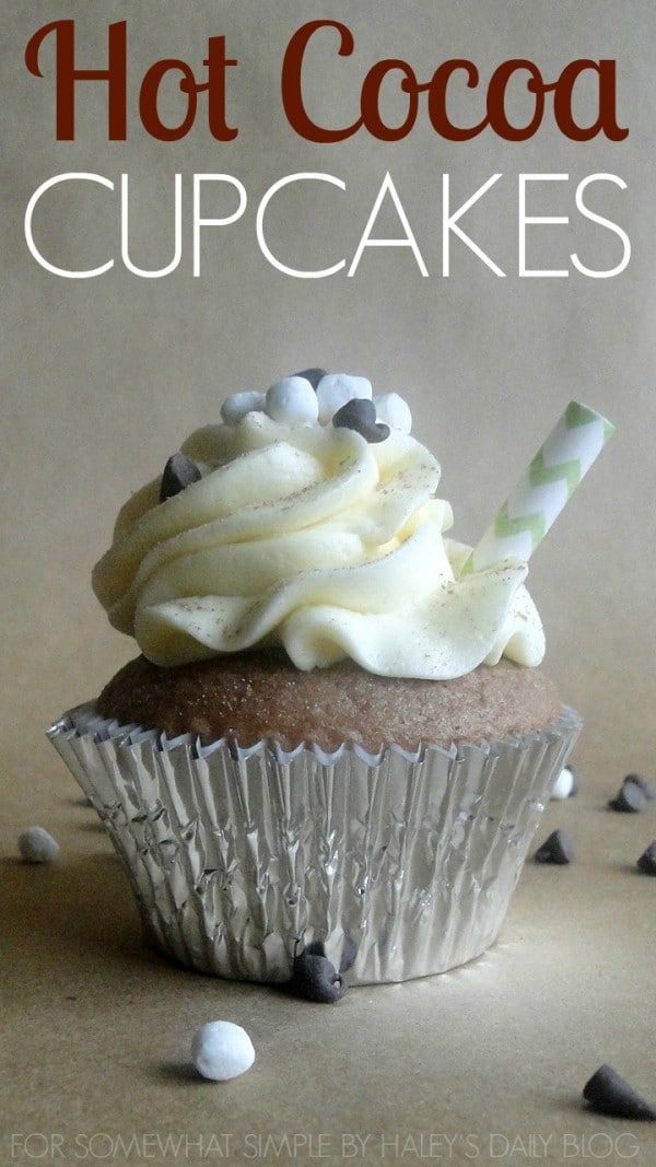 Mexican Hot Chocolate Cupcakes With Cocoa Whipped Cream Recipes ...