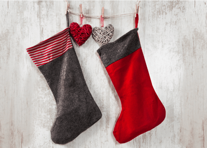 Christmas Stocking Tradition For Couples