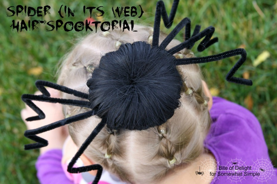 Spider Hair Main