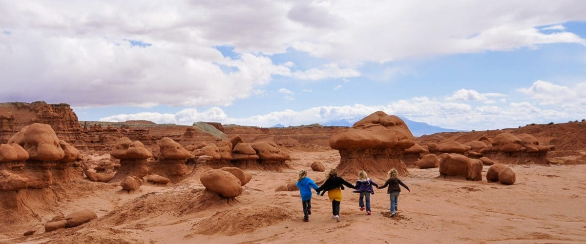 The Best Place for Kids in Southern Utah