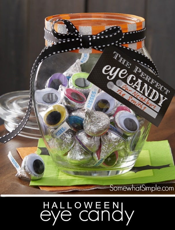 Eye Candy- Halloween Treat - Somewhat Simple